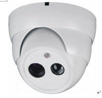 高清 夜视好的小区安防监控摄像头 点阵摄像机