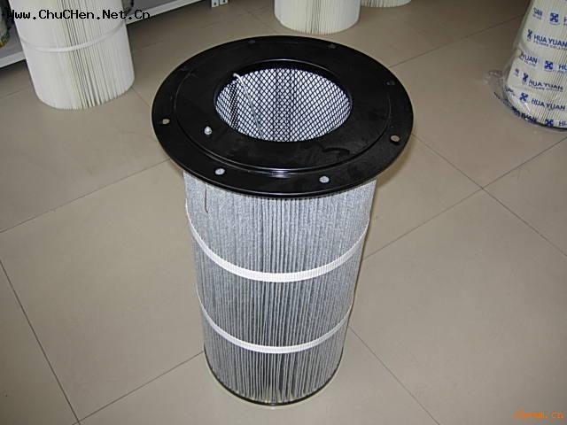 供应防静电除尘滤芯粉尘滤筒