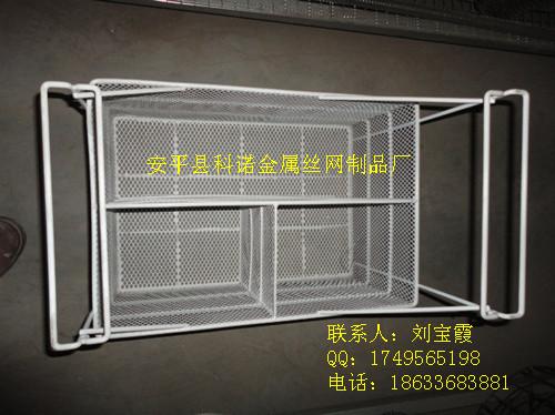 厂家现货供应金属网筐、铁丝筐、铁丝篮、柴火筐