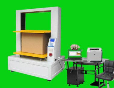 电脑整箱抗压试验机