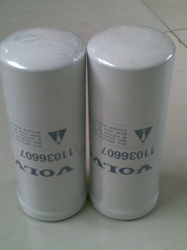 供应沃尔沃11036607液压油滤芯