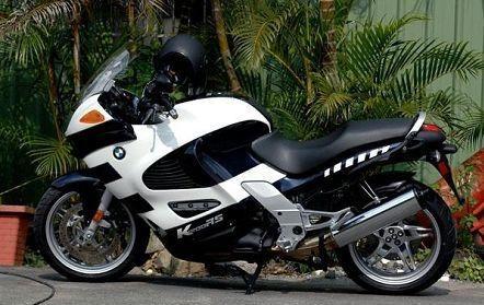 鸡西宝马 K1200RS摩托车价格    3100元