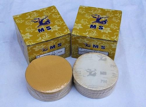 圆盘黄色猛士拉绒片砂纸总经销批发价