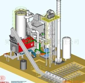 液压挡轮支承装置,传动装置,润滑装置,窑尾密封装置等部件组成,该回转图片