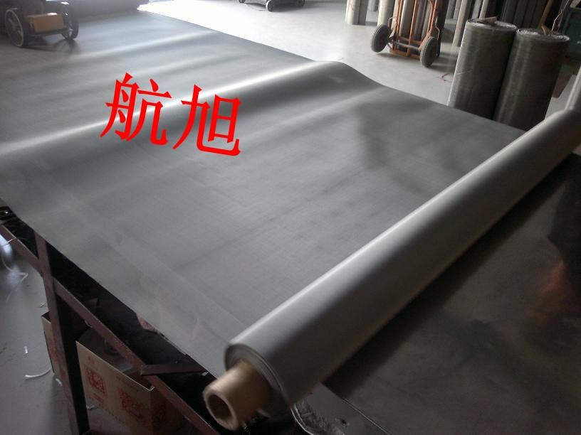 高精度过滤不锈钢筛网 500目过滤网 不锈钢丝网价格