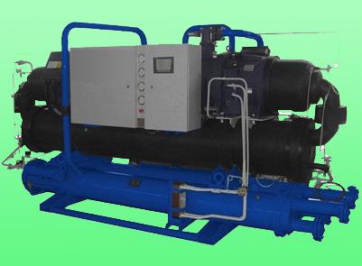 重庆80匹化工水冷式低温冷水机