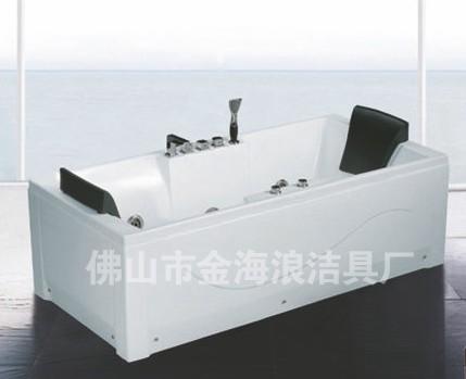 供应佛山压克力现代浴缸