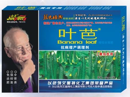 叶芭黄瓜专用肥