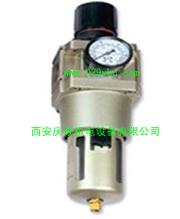 QFH-100气动恒差器\压簧固定热电偶\精密耐硫压力表