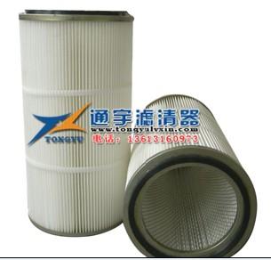 供应净水器粉尘滤芯 除尘滤筒滤芯