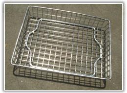 安平胖三金属网筐网篮 丝网深加工 特殊规格特殊制作