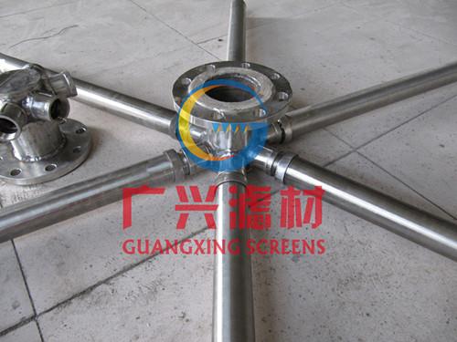 不锈钢布水器,中排支管