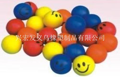 广告促销礼品,PU发泡玩具球