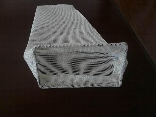 耐高温纤维过滤袋(布)