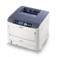 OKIC610dn彩色LED打印机