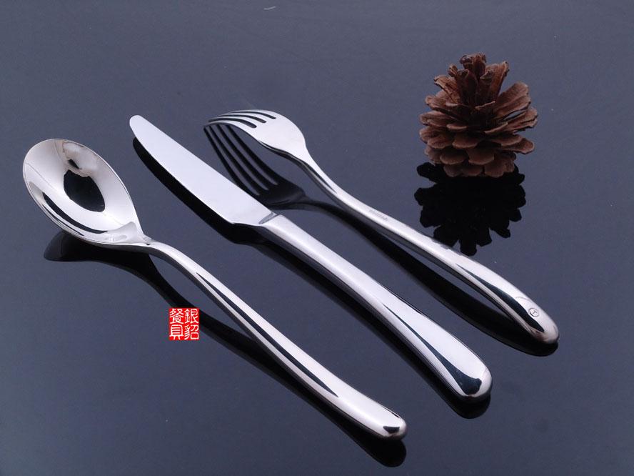 欧美原单 高档顶极 不锈钢西餐 餐具 刀