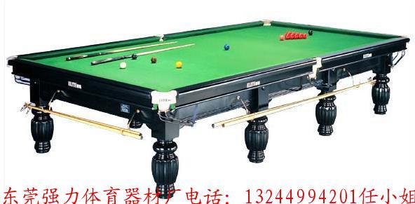 标准英式桌球台\桌球台室比赛专用斯诺克