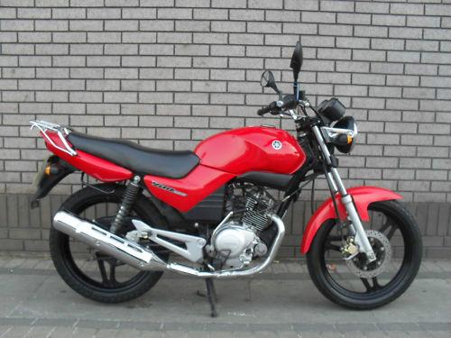 雅马哈天剑125摩托车最新报价价格