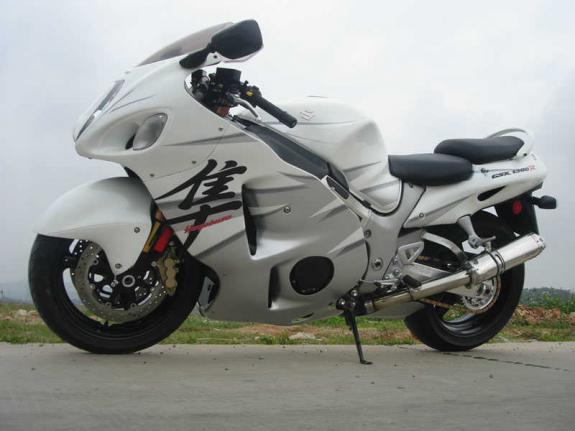 铃木GSX1300隼摩托车价格  2900元
