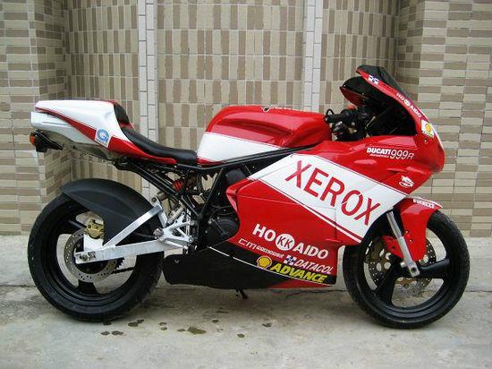 杜卡迪怪兽M400摩托车多少钱,价格:2200元