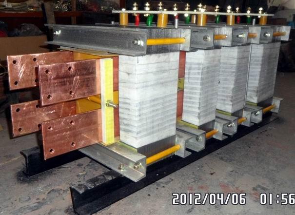 干式多磁路变压器,上海泰鹤特种变压器
