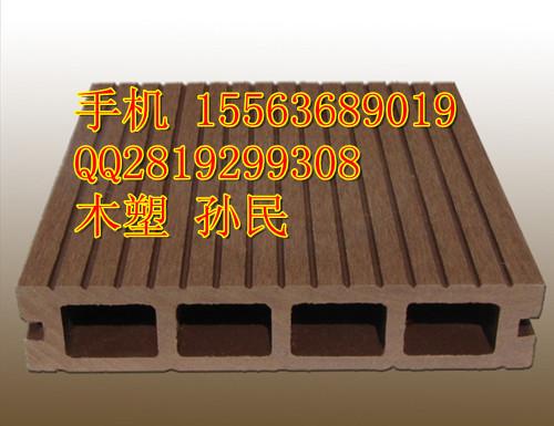 最新塑木地板规格