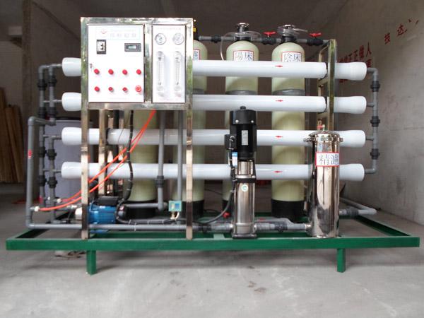 纯水水处理设备|RO反渗透|离子交换