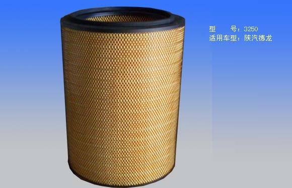 供应陕汽德龙3250空气滤芯