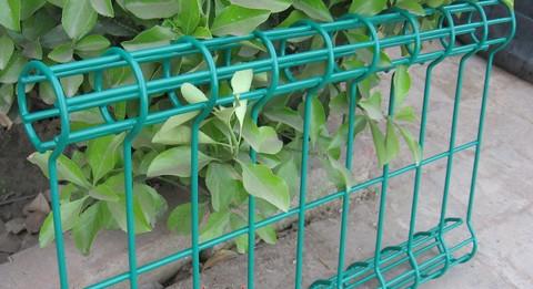 双圈护栏网-双圈隔离栅-双圈围栏网