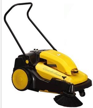 湖南工厂物业手推式扫地机