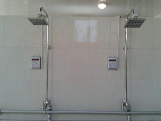 北京出租房IC卡淋浴计时收费打卡节水水控机
