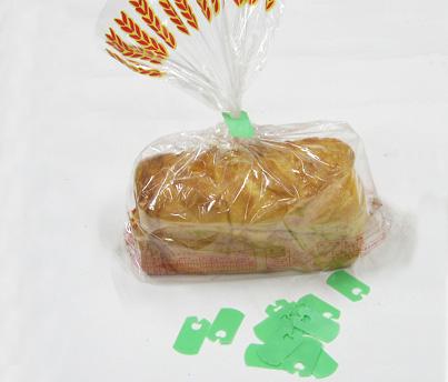 面包袋扎口机/卡口胶片