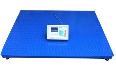 北京1吨移动电子地磅秤,2吨打印电子地磅