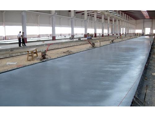 淄博博山彩色金刚砂耐磨地面材料