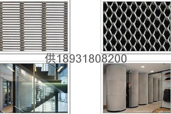 制品有限公司   不锈钢丝装饰绳网价格   不锈钢建筑装饰网是
