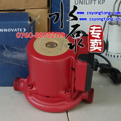 UPA90家用热水循环静音泵