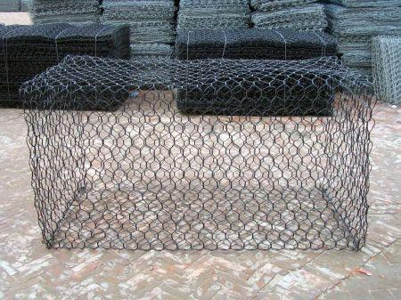 石笼网、镀锌石笼网材料、石笼格宾网价格