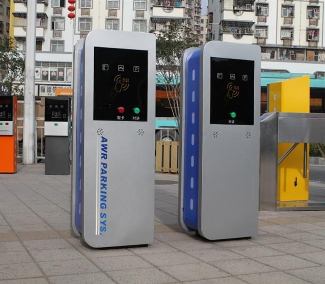 思茅市带监控摄像的停车场系统