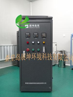 青岛自来水消毒净化用双水冷臭氧发生器