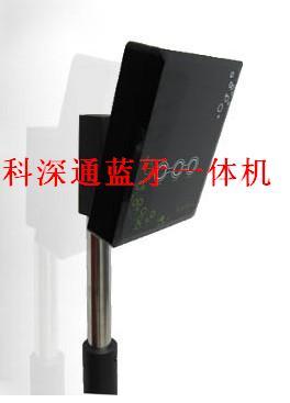 深圳厂家特价蓝牙一体机免布线免电脑免票箱小区停车不收费