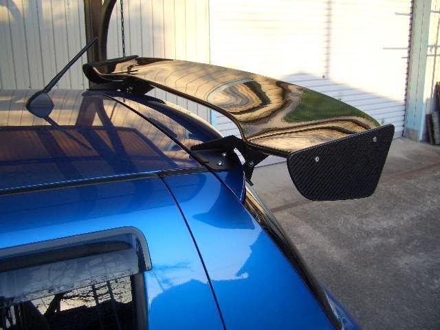雨燕slr尾翼 改装碳纤维定风翼 雨燕顶翼