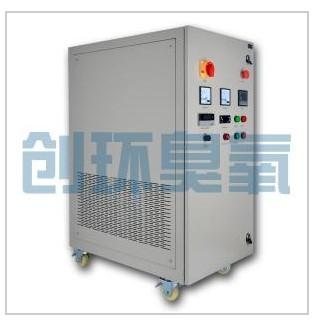 湛江生产车间水冷型臭氧发生器