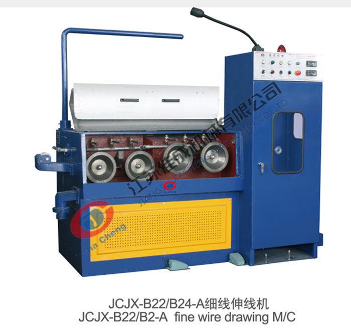 JCJXB22 (B22/A)细线伸线机