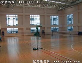 大型专业体育场馆必选运动木地板