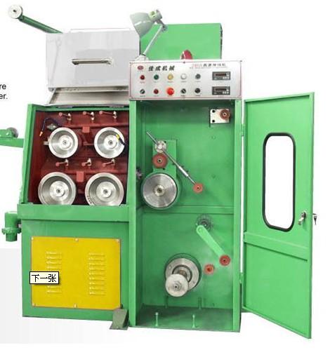 铜包铝线拉丝机(JCJX-24D)