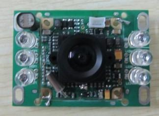 高清楼宇对讲可视门铃摄像头模组
