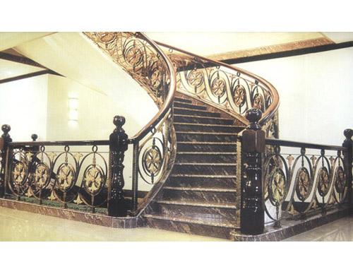 杭州铁艺、铁艺栏杆、铁艺扶手、铁艺装饰就选鸿朗铁艺