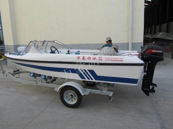 中国制造、万豪430快艇、