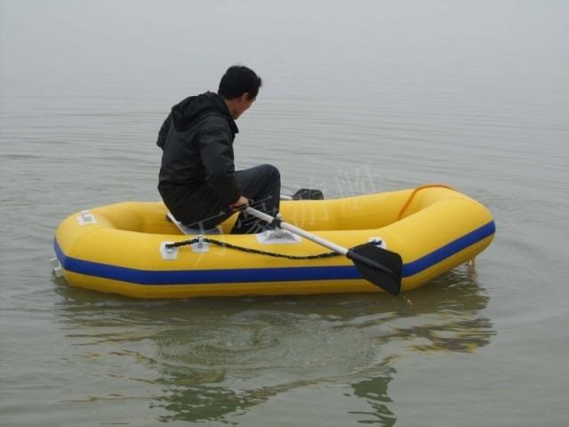 WH2+1人橡皮艇 充气艇 钓鱼艇/船