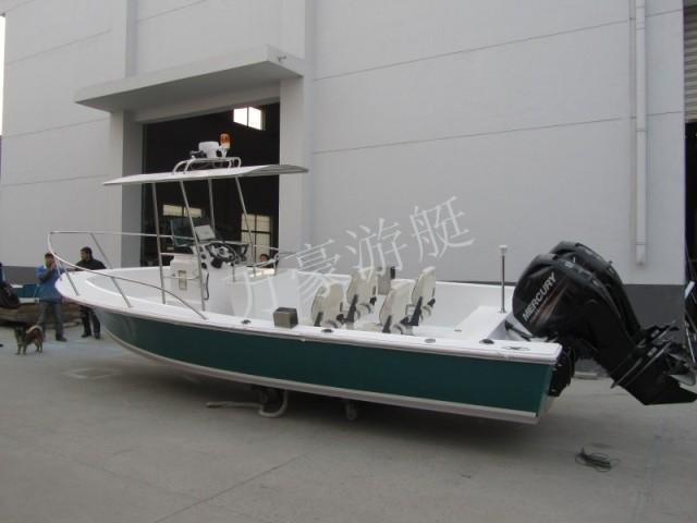 万豪游艇、698钓鱼艇、